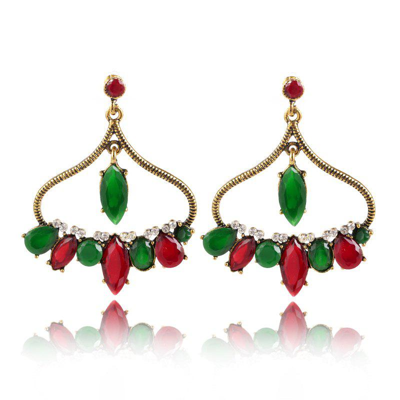 New and Simple Personality Earrings - COLORMIX