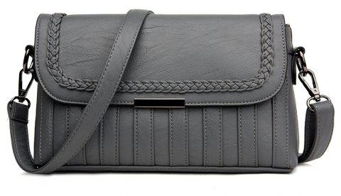 Mère Joker Messenger Bag - Gris