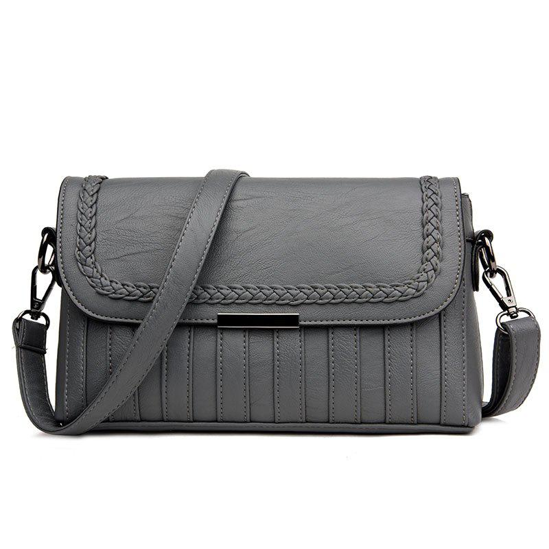 Mother Joker Messenger Bag - GRAY