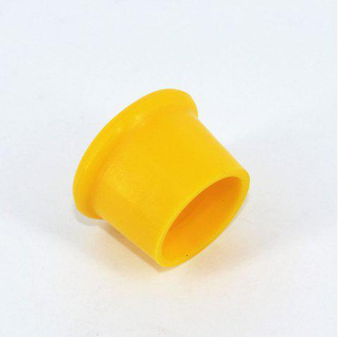 Silicone Stopper Fresh Bottle Cap - YELLOW