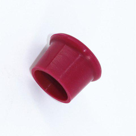 Silicone Stopper Fresh Bottle Cap - WINE RED