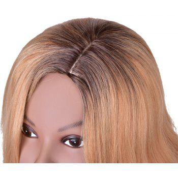 Hairyougo SW5006 Long Wavy Synthetic Wigs - FLAX 13INCH
