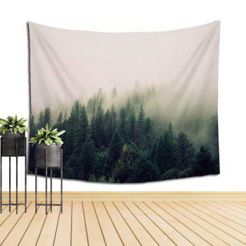 Woodland Tapestry Wall Hanging Bedroom Wall Sofa Indoors Outside - COLORMIX W39.4INCH*L59.1INCH