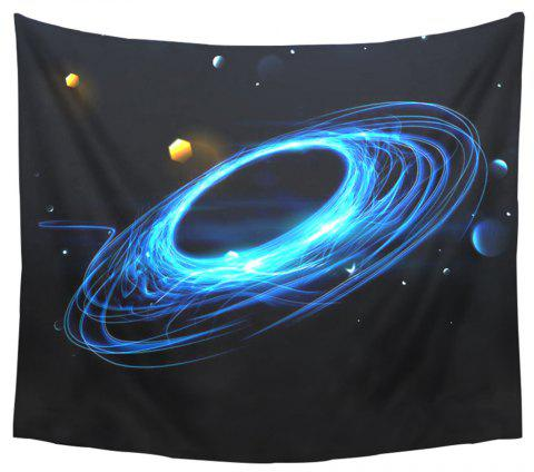 Cosmic Starry Tapestry Walls Decorated With Sofa Blanket Beach Bedspread - COLORMIX W39.4INCH*L59.1INCH