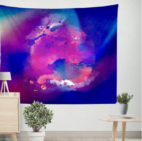 Color Ink Tapestry Wall Decor Beach Blanket Sofa Bedspread - COLORMIX W39.4INCH*L59.1INCH