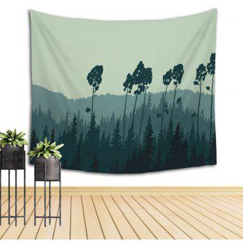 Beach Tapestry Walls Decoration Sofa  Blanket - COLORMIX W39.4INCH*L59.1INCH