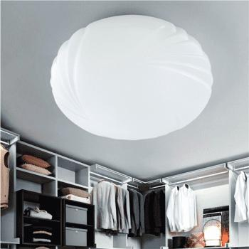 24 Watts Rounded LED Dome Light 26 Cm - WHITE