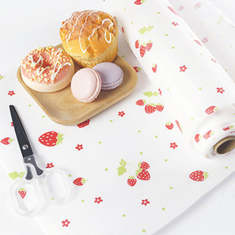 Impermeable Antibacterial Deodorization Drawer Cushion - STRAWBERRY PATTERN