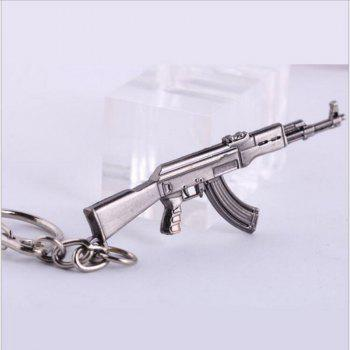 Creative and Fashion Key chain for Men - SILVER