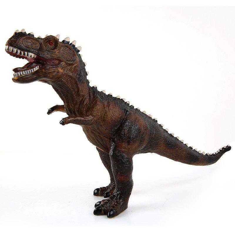 15 Inch Soft Plastic Toy Dinosaur Model Toy for Children - COLORMIX