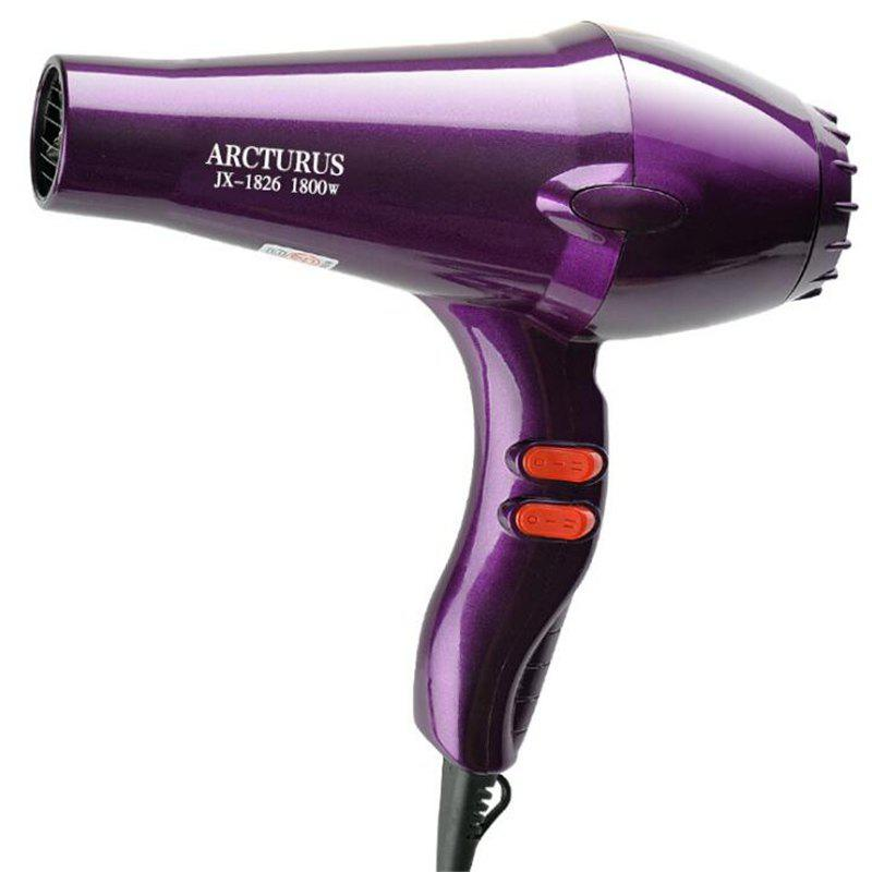 Hair Dryer Barbershop Power 1800W - PURPLE
