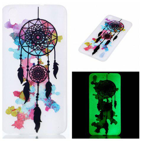 Cover Case for Huawei Honor 5A  Colorful Wind Chimes Soft TPU Thin Transparent Noctilucence Cover Shell Case - COLOUR