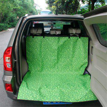 High Quality Waterproof Pet Dogs and Cats Cover Pets Carpet Cover Car Trunk Mat Mat - PURPLE