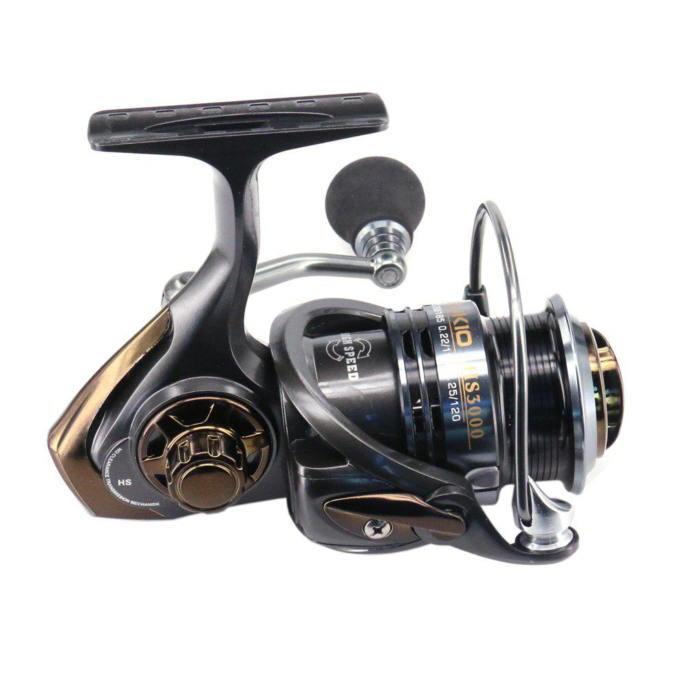 Fishing Reel HS2000/3000 Aluminum MatchSpool With High Ratio Spinning Reels - OYSTER