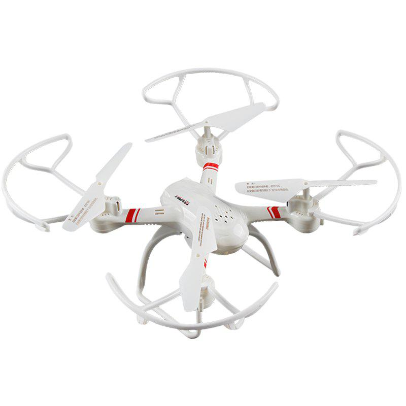 Cloudrover 2.4G RC Drone RTF with 6-axis Gyroscope / 360 Degree Rotation / Headless Mode - WHITE 29X29X10