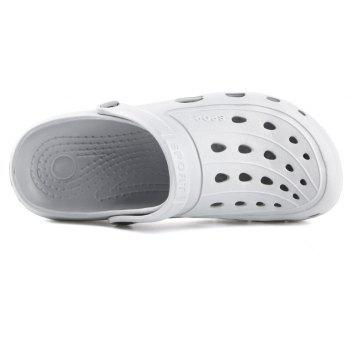 Outdoor Beach Shoes For Man - GRAY 41