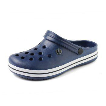 Outdoor Beach Skid Resistance Shoes - BLUE 43