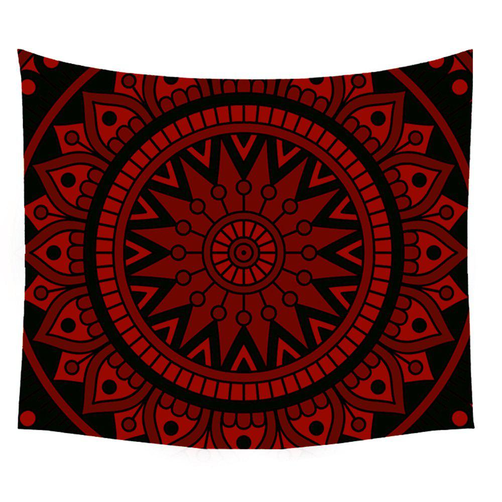 Decorative Tapestry Wall Hanging Decorated with Sofa  Beach Blanket - COLORMIX W39.4INCH*L59.1INCH