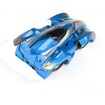 Remote Control Car Toy Wall Climbers - BLUE