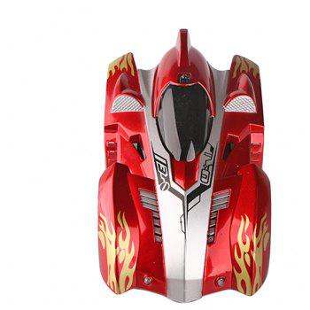 Remote Control Car Toy Wall Climbers - RED