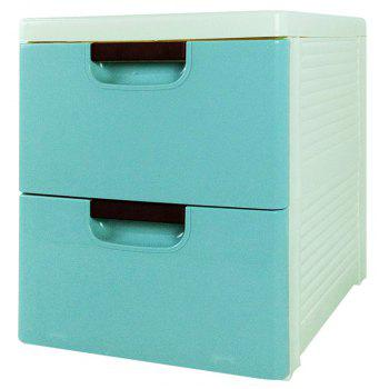 Chest of Drawers storage Box Baby Toys The Wardrobe - WINDSOR BLUE