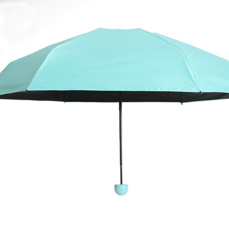 Capsule de protection solaire Super Mini Umbrella - Nuageux AFTER FOLDING 17 X 4 CM