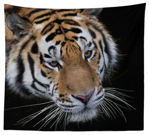 HD Digital Print Animal Portrait Lion Tiger Tapestry Beach Towel Multi-Specification - COLORFUL GEOMETRIC W59 INCH * L79 INCH
