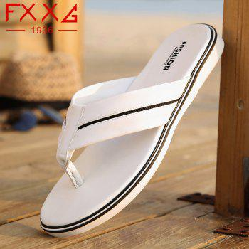 Fashionable and Cool Slippers - WHITE 41