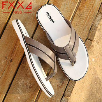 Fashionable and Cool Slippers - GRAY 41