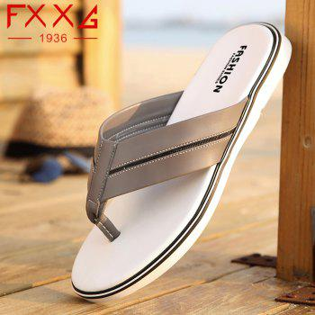Fashionable and Cool Slippers - GRAY 42
