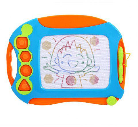 Magnetic Sketch Board Doodle Toy - COLOUR