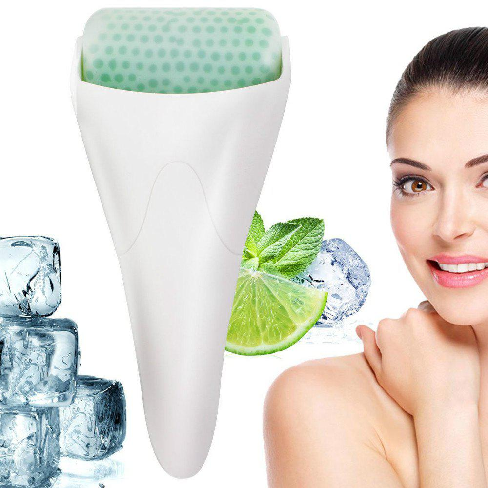Ice Roller for Face and Eye Face massager - WHITE