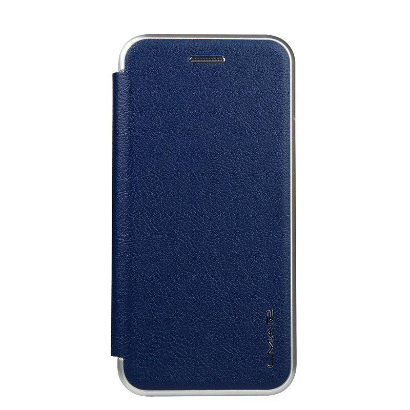 Clamshell Bracket Holster Case for IPhone 7 - BLUE