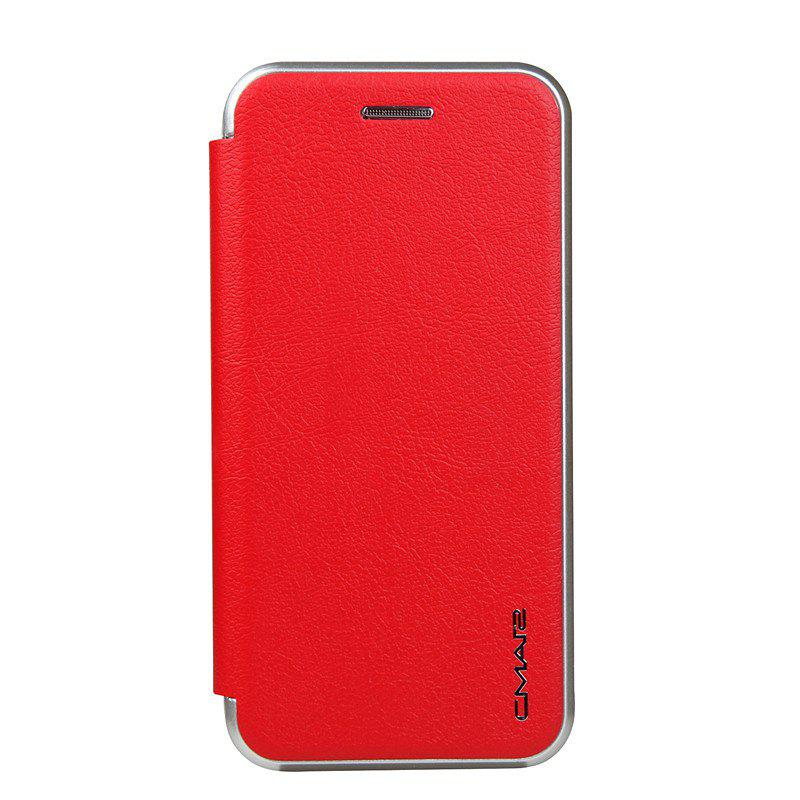 Clamshell Bracket Holster Case for IPhone 8 - RED