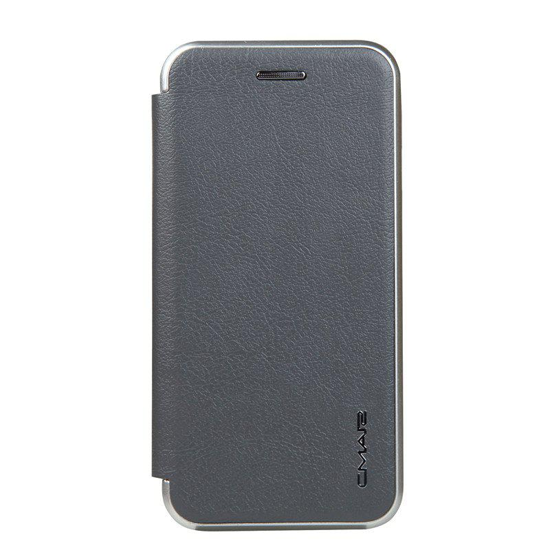 Clamshell Bracket Holster Case for IPhone 8 - GRAY