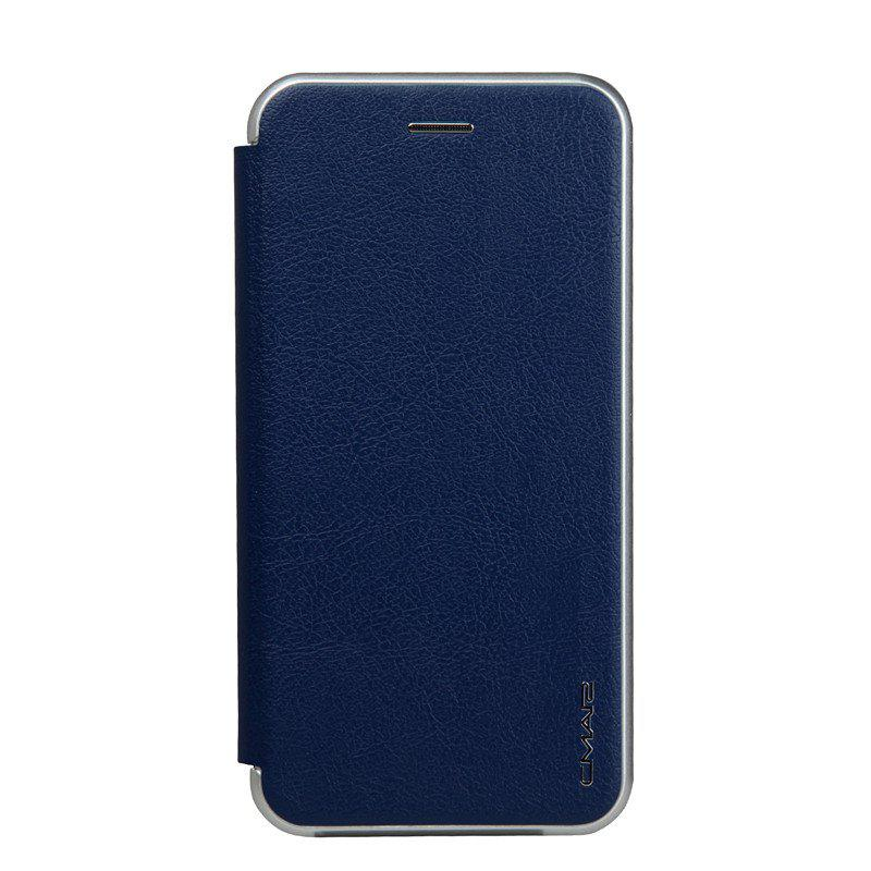 Clamshell Bracket Holster Case for iPhone 8 Plus - BLUE