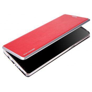 Clamshell Bracket Holster Case for Samsung Note8 - RED