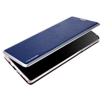Clamshell Bracket Holster Case for Samsung Note8 - BLUE