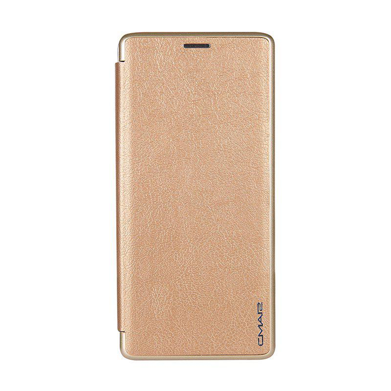 Clamshell Bracket Holster Case for Samsung Note8 - GOLDEN