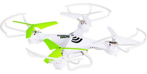 Attop 212 WiFi Real-time Transmission Quadcopter Aerial Photography - WHITE