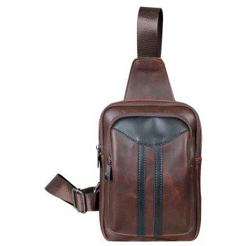 Fashion Chest Pack Men s Korean Unbalance