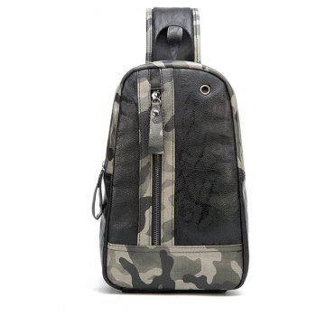 Camouflage Sling Bag Men s Chest Pack