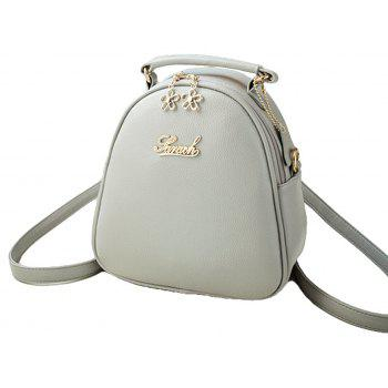 Women s PU Leather Backpack Ladies Casual