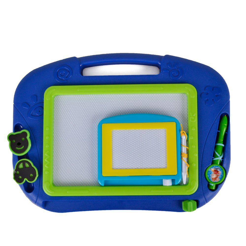 Magnetic Drawing Board Toy - BLUE