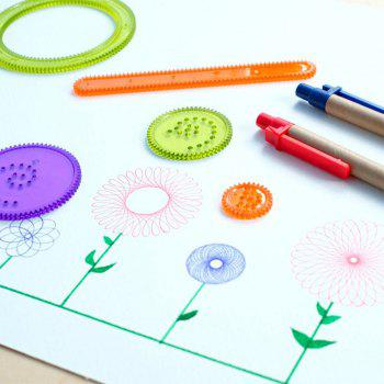 Spirals Art Playset Kids Toys - COLORFUL