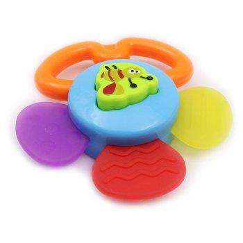 Rattle Teether Set Baby Toy - COLOUR