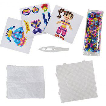 Kids Fused Beads Learning Toys - COLORFUL
