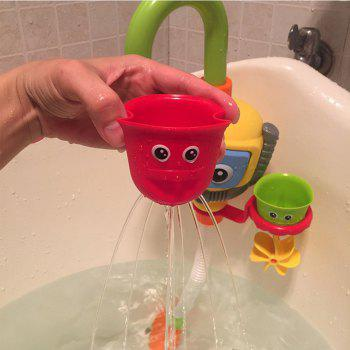 Toddlers Bathtub Water Game Toy - COLOUR