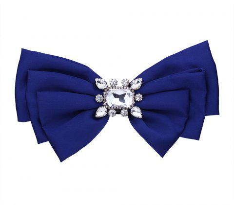 Broche de style noeud papillon - Royal