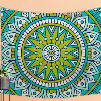 The Most Famous Folk Wind Tapestry Wall Decoration Beach Sofa Blanket Bedspread - COLORMIX W39.4INCH*L59.1INCH